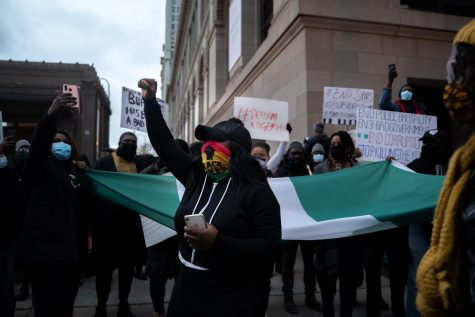 Chicago protesters advocate for victims of Nigerian federal police violence