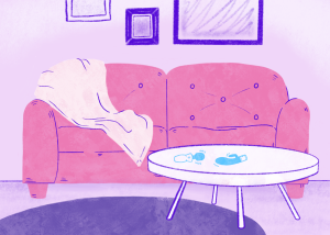 Awkward: What do you do if you find a roommate's sex toy?
