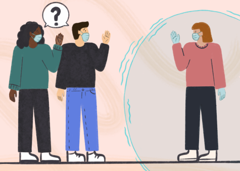 Awkward: What do you do if you and your friends have different COVID-19 comfort zones?