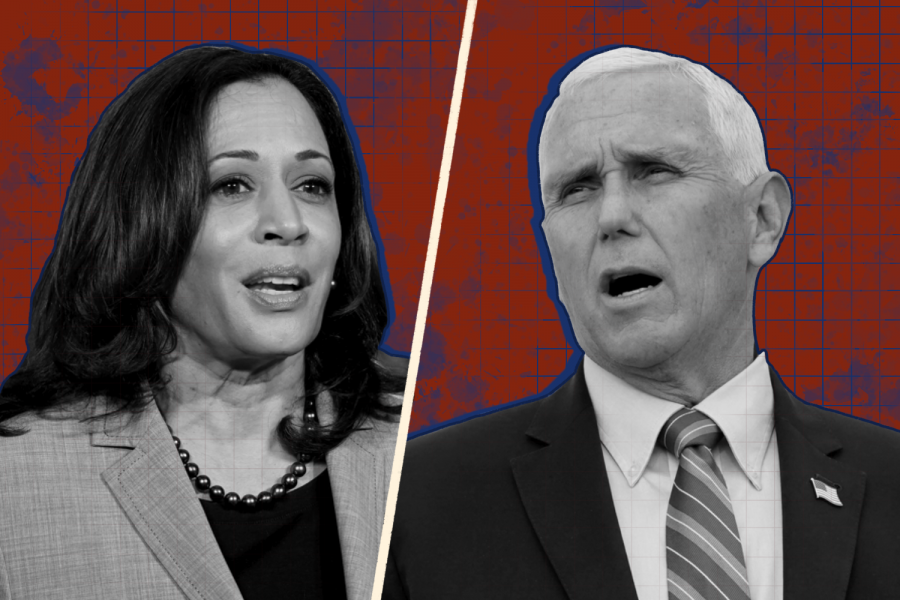 VP candidates entitled to their own opinions and facts during debate