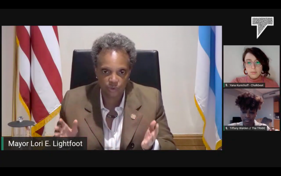 Lens on Lightfoot: Chicago journalists discuss civilian oversight with the mayor