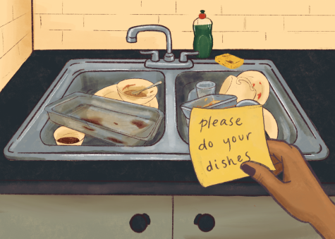 Awkward: How do I deal with a passive-aggressive roommate?