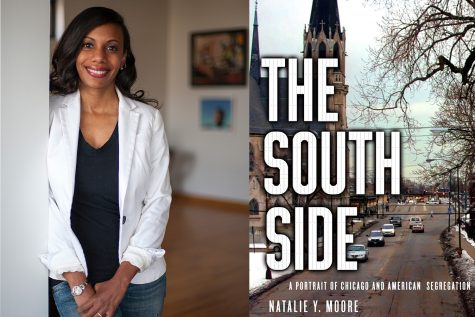 "Natalie Y. Moore, WBEZ reporter and former Columbia journalism adjunct faculty member, discusses her book ""The South Side: A Portrait of Chicago and American Segregation,"" which outlines racial inequity and segregation in Chicago."