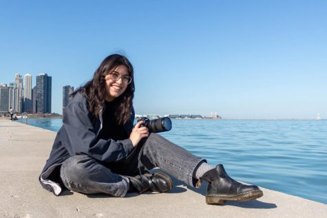 Director of Photography Camilla Forte, with trusty camera in hand, reminisces over memories made throughout her time working for the Columbia Chronicle.