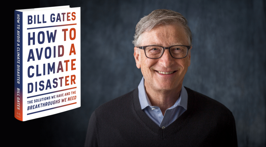 Bill Gates calls for innovation, corporate investment in fighting climate change
