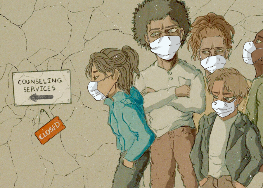 Understaffed Counseling Services navigates 'exacerbated' student needs during the pandemic