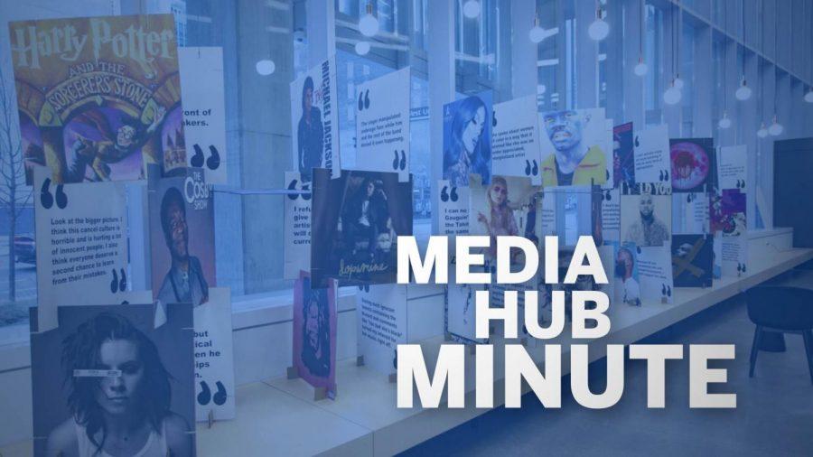 Media Hub Minute: Episode 18