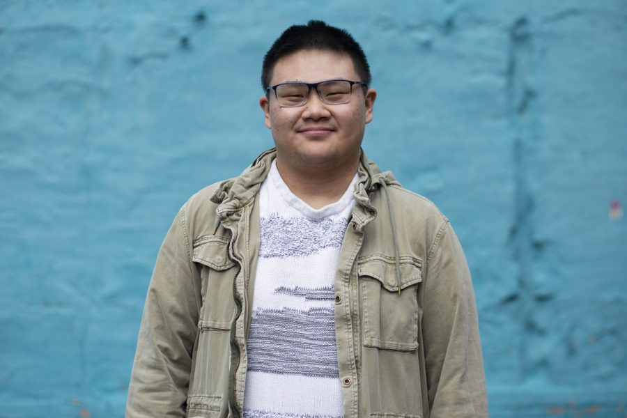Yu Cao, an international student from Beijing, China, is graduating from the arts management program in May 2021. He has experienced racist harassment while at Columbia.