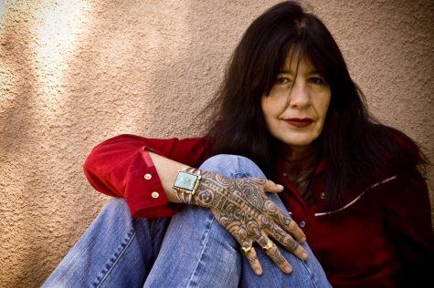 Joy Harjo, a U.S. Poet Laureate, is the first Native American poet laureate in the history of the position and the only poet laureate to hold the position for three years in the U.S. Courtesy/Joy Harjo