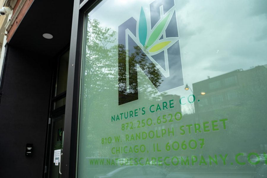Nature's Care Company in West Loop, 810 W. Randolph St., is a Black-operated dispensary.