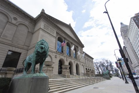 While the Art Institute of Chicago, 111 S. Michigan Ave., is hosting most of its events virtually due to the pandemic, it is still open for in-person visits following CDC guidelines.