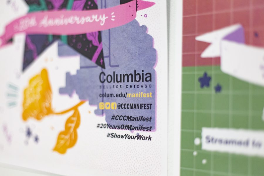 Manifest, Columbia's urban arts festival that showcases student work, is celebrating its 20th anniversary.