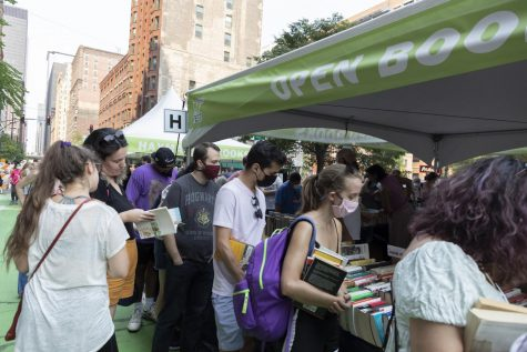 Annual Printers Row Lit Fest held for the first time since the start of pandemic