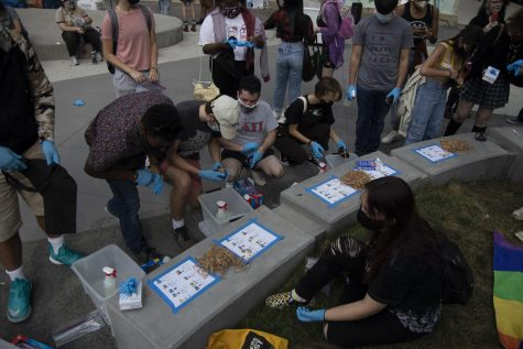 Columbia gives new and returning students 'Good Vibes' during last day of Welcome Weekend