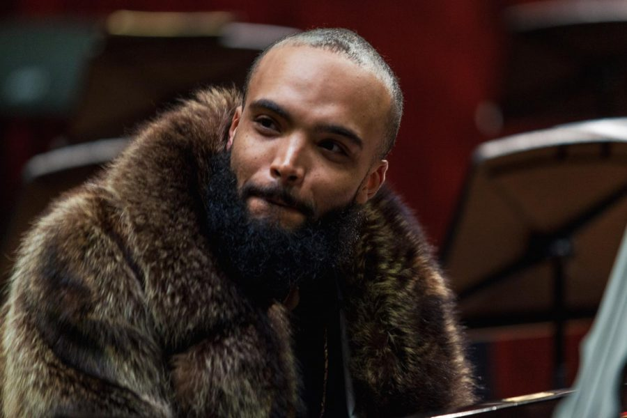 Columbia alum Marcus Norris serves as one of the first composers-in-residence at the Chicago Philharmonic. Courtesy of Stay Gold Photos via Marcus Norris.