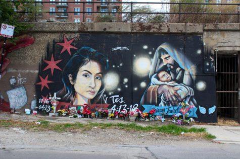 Los Cruces de las Calles: The street altars across Chicago's West Side