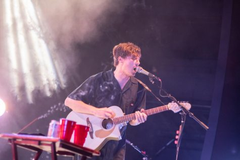 The Front Bottoms shed the 'boulders on [their] shoulders' for the night at Radius