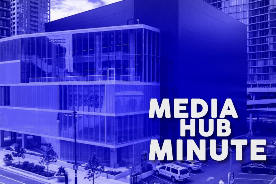 Media Hub Minute Episode 2