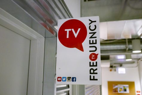 Frequency TVs door in the 33 E. Ida B. Wells Drive building remains closed as the program has been put on an indefinite hiatus.